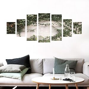 lake 676 Wall Paper Print Wall Decal Deco Indoor Wall Murals 3D Mountain