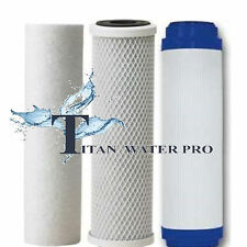 REVERSE OSMOSIS/DRINKING WATER FILTER FILTERS 3PCS.- TWP011R03 White