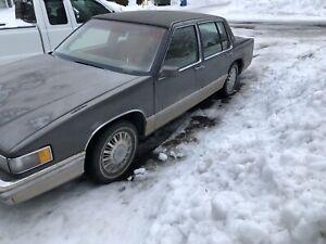 Cadillac sixty spécial 1993  échange