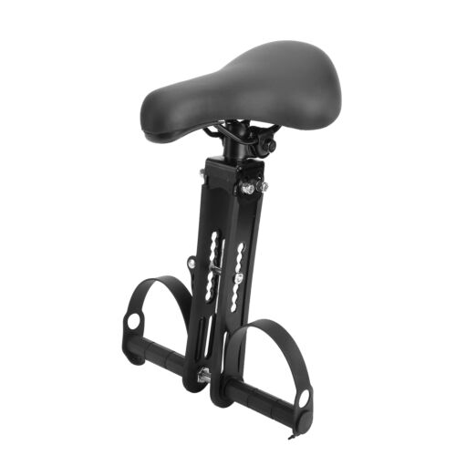 Kids Mountain Bike Detachable Front Mounted Seat Baby Carrier Chair
