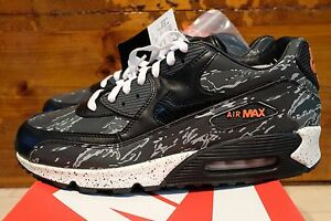 7efced1e710aa 2014 Nike Air Max 90 Premium Atmos Tiger Camo Black Grey 3M size 13 ...