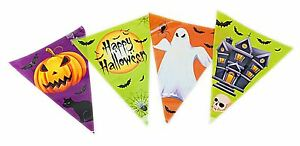 Haunted-House-Halloween-Bunting-Banner-Garland-Party-Decoration12ft