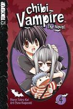 Chibi Vampire: The Novel, Vol. 4-ExLibrary