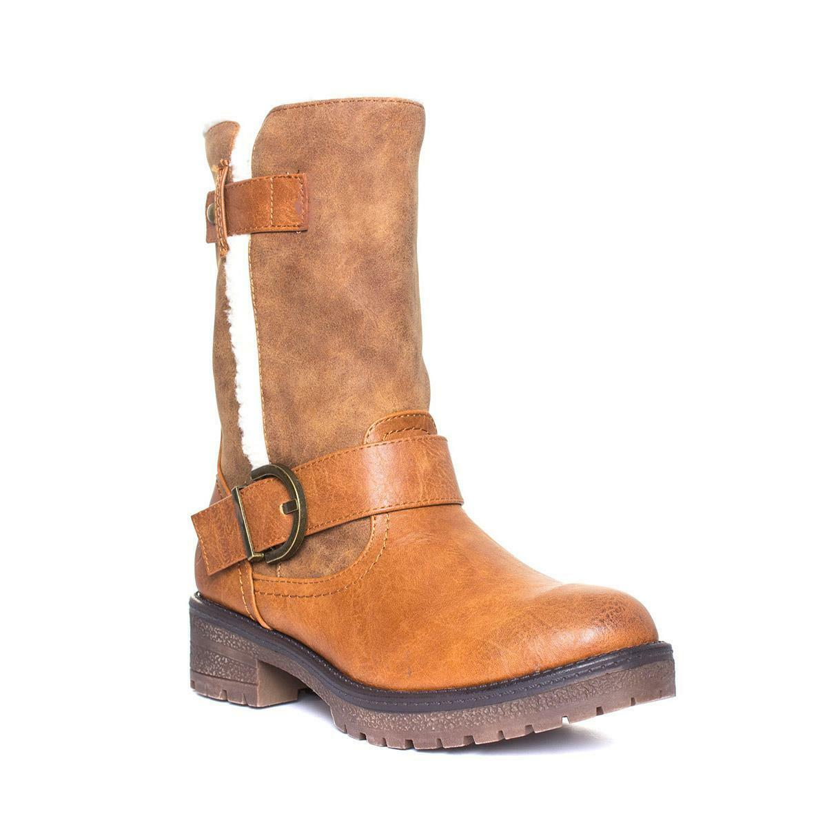 Heavenly Feet Tan Damenschuhe Tan Feet Calf Boot - Größes 3,4,5,6,7,8 cf819a
