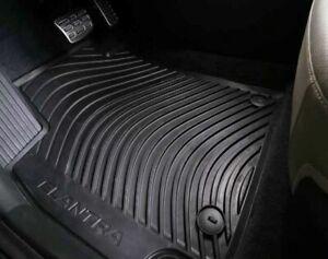 Oem 2018 2020 Hyundai Elantra Sedan 4pc All Weather Floor