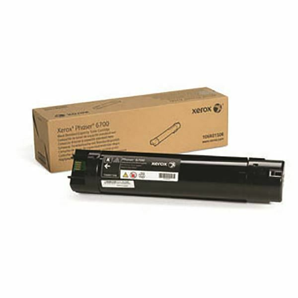 Xerox Black Toner Cartridge 106R01507 106R01506