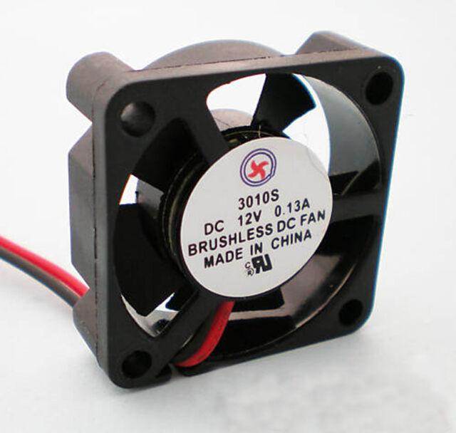 Brushless DC Cooling Fan 5V 30 x 30 x 10mm 3010