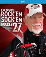 Don Cherrys Rockem Sockem Hockey 27 (Blu-ray, 2015)  Boston Bruins   New