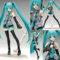 Anime Vocaloid Hatsune Miku/Sakura PVC Action Figure Japan Manga Collect Toys