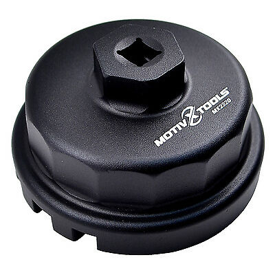 Motivx Tools Toyota, Lexus, Scion 64mm Oil Filter Wrench For 2.5L-5.7L Engines