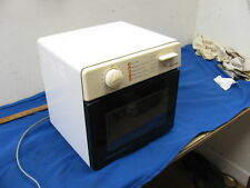 Sharp Compact Microwave Oven Carousel Half Pint R 1m50 Dorm Camper Rv Boat