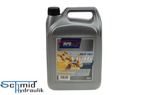 Hydrauliköl 5 Liter HLP 46 Hydraulikflüssigkeit HLP46 5L