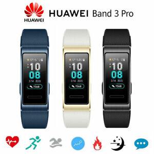 Nuovo-Original-HUAWEI-Band-3-Pro-Fitness-Tracker-Pedometer-Cardiofrequenzimetro