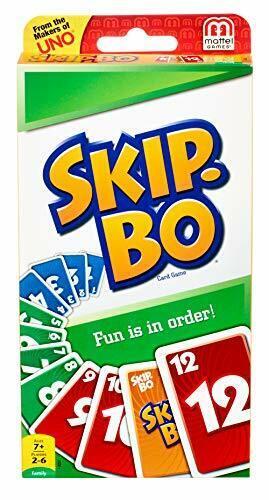 Skip-Bo juego de cartas