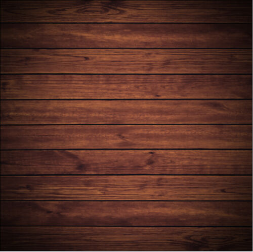 5x7ft Wood Wall Vinyl Personal Backdrop Photography Studio Prop Photo Background