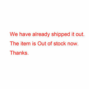 The item is out of stock , We will ship it asap.