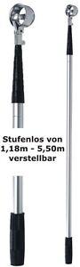 Praktisches Golfgeschenk: Aluminium Ballangel von 1,20m - 5,50m ausziehbar