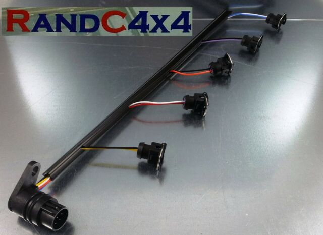 Amr6103 land rover discovery 2 td5 injector wiring harness loom ebay