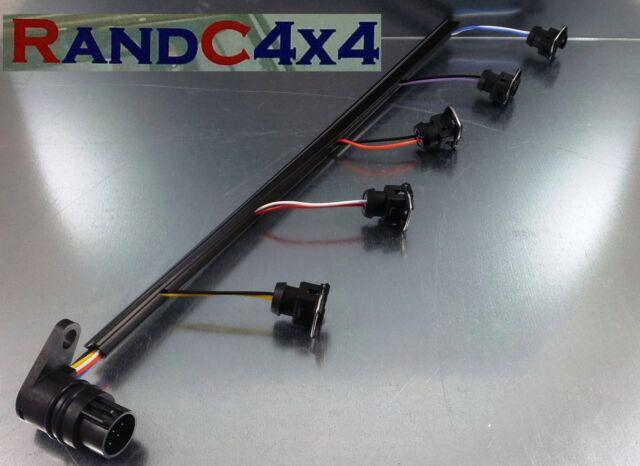 Land Rover Defender Td5 Fuel Injector Harness Loom AMR6103 eBay