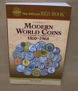 Details about A Catalog of Modern World Coins 1850 - 1964 14th edition by  R S  Yeoman