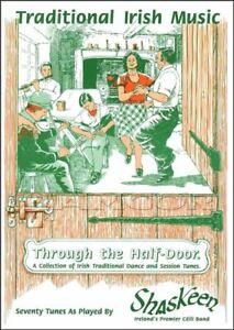 Musique Traditionnelle Irlandaise à Travers La Demi-porte Pour Violon Livre MÊme Jour ExpÉdition-afficher Le Titre D'origine