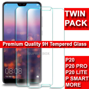 For-Huawei-P20-Pro-Lite-Premium-Protection-Tempered-Glass-Screen-Protector