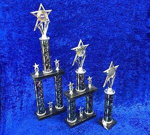 Huge-Martial-Arts-Kick-Boxing-Taekwondo-Dancing-Large-Trophies-FREE-engraving
