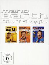 MARIO BARTH - DIE TRILOGIE 3 DVD COMEDY  NEU