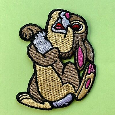 DISNEY STITCH ALIEN LILO CHARACTER EMBROIDERED APPLIQUÉ PATCH SEW IRON ON #139