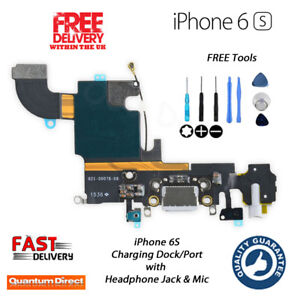 premium selection b5b3e 8fd30 Details about NEW iPhone 6S Lightning Connector/Charging Dock/Port  Replacement with Tools