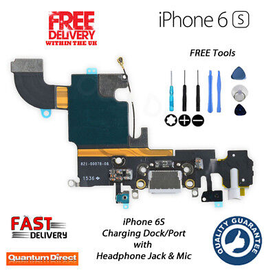 meet fe44f f06fa NEW iPhone 6S Lightning Connector/Charging Dock/Port Replacement with Tools  | eBay