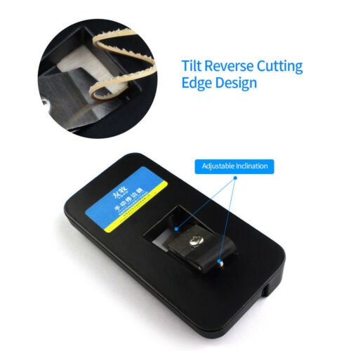 YOMO Edge Trimmer Manual Trimming Device Wood Trimming Tool Q9T7