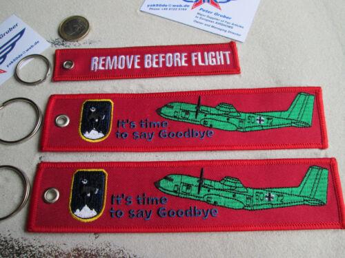 TRANSALL  3er SET LTG XL YakAir REMOVE BEVORE FLIGHT Aircraft 61