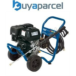 Draper Industrial Petrol Pressure Washer 4 Stroke 13HP Engine 262 Bar 83819