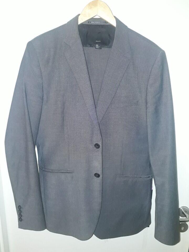 h og m jakkesæt