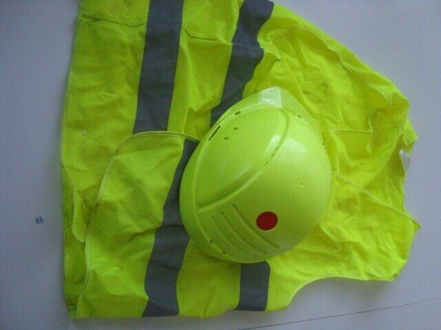 Sikkerheds hjelm