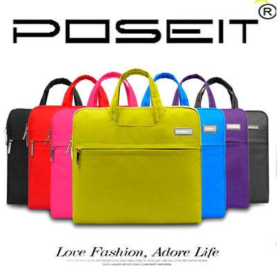 "Laptop Soft Case Sleeve Bag Cover For 15"" 15.6"" HP Pavilion / Dell Inspiron ACER"