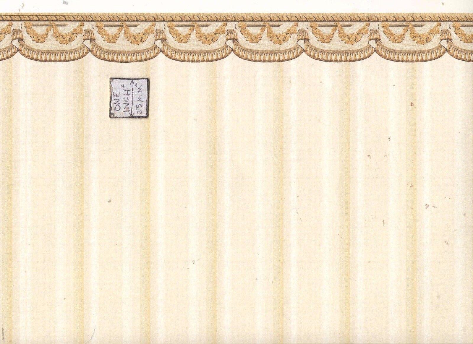 Wallpaper 1//12 scale dollhouse miniature 1pc WP935