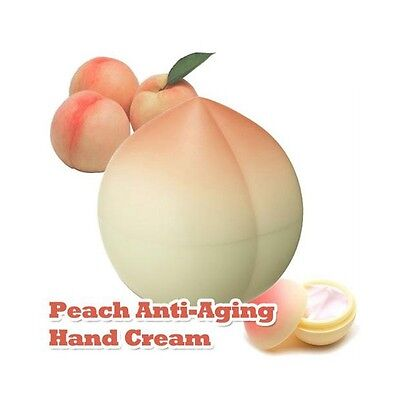 [TONYMOLY] Anti-Aging Peach Hand Cream 30ml New Free Shipping