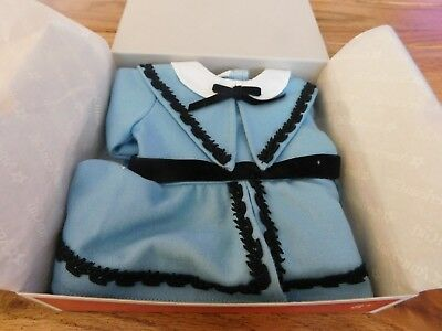 New AMERICAN GIRL ADDY/'S Blue School Outfit~Blouse Skirt~Accessory Ships FREE