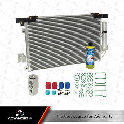2008 2009 2010 Mitsubishi Lancer L4 2.0L Non Turbo New AC A//C Drier Kit Fits