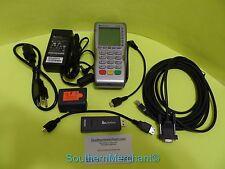Verifone VX670 Wireless GPRS Metal Connector mini HDMI EMV Chip Slot PC kit