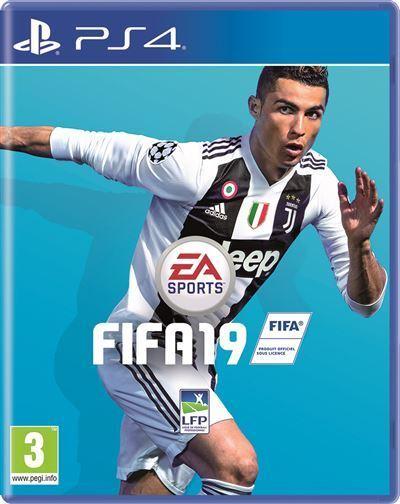 FIFA 19  PS4 Neuf, NEUF SOUS BLISTER, VERSION FRANÇAISE INTÉGRALE