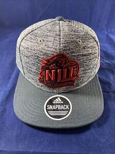 NJIT New Jersey Highlanders Adidas Snapback Cap Hat Adidas | eBay