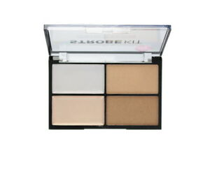 Technic-Strobe-Kit-Powder-Cream-Highlighter-Highlighting-Palette-Blush-Bronzer