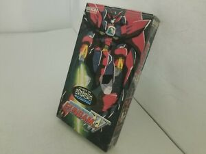 NEW-Factory-sealed-VHS-Tape-Mobile-Suit-GUNDAM-WING-Enter-the-Epyon-G75