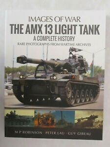 Images-of-War-The-AMX-13-Light-Tank-by-M-P-Robinson-2018-Paperback