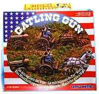 Atlantic U.s. Gatling Gun - Double Set 1218 - 2 Mint-in-box Sets - 60mm Scale