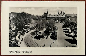 Den-Haag-Buitenhof-The-Hague-Buitenhof-Dutch-Post-Card