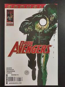 DARK-AVENGERS-1-Annual-2010-MARVEL-Comics-VF-NM-Book